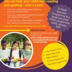 The ARCS Saturday Programme: Educational support for Children